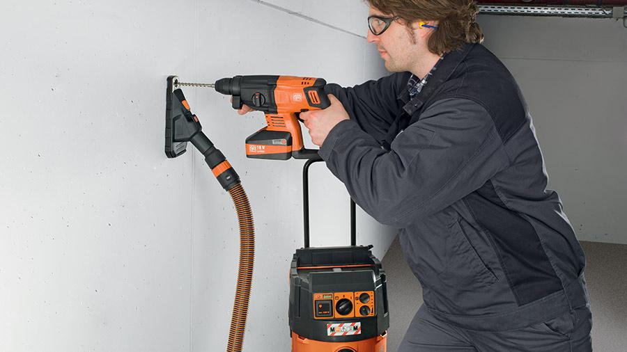 Perforateur burineur sans fil ABH 18 Fein